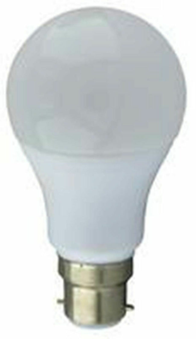 LED Light Bulb Warm White 15W GLS B22 Bayonet 3000K A65 A+ Energy