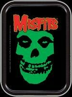 Stash Tin - 4.5 x 3.5 Inches - Misfits Classic Fiend