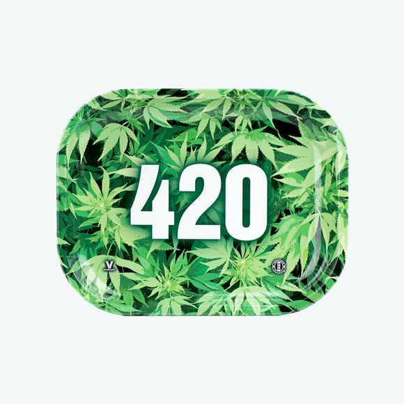 Metal Tray - 420 Green - Small (7