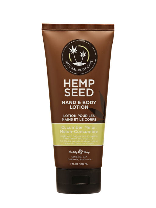 Earthly Body: Hand & Body Lotion - 7oz - Head HQ