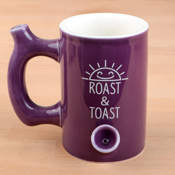 Mug Pipe - Roast & Toast - Purple - Head HQ