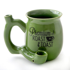 Mug Pipe - Small Roast & Toast - Green - Head HQ