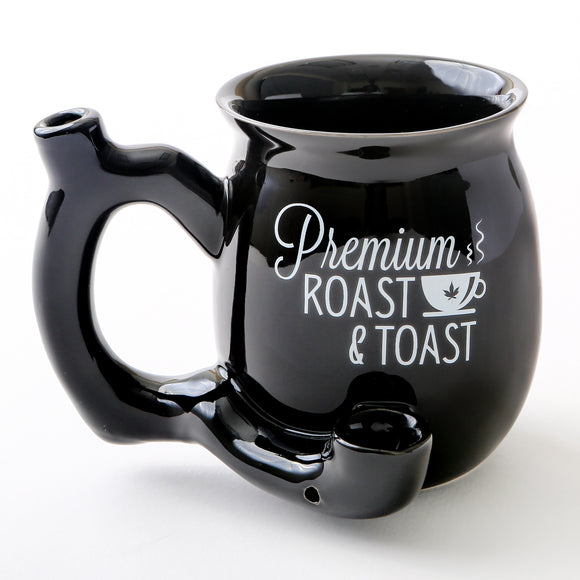 Mug Pipe - Small Roast & Toast - Black - Head HQ