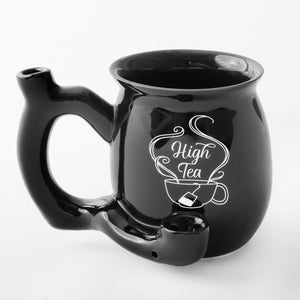 Mug Pipe - High Tea - Black - Head HQ