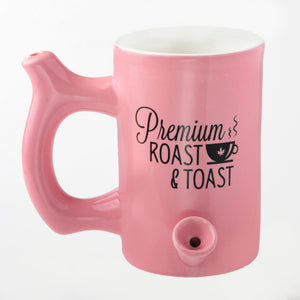 Mug Pipe - Roast & Toast - Pink - Head HQ