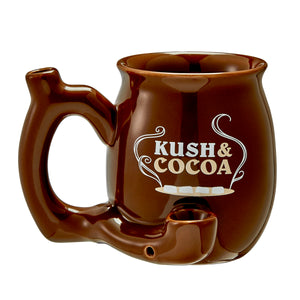 Mug Pipe - Kush & Cocoa - Brown - Head HQ