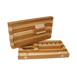 RAW Bamboo Backflip Tray - Striped