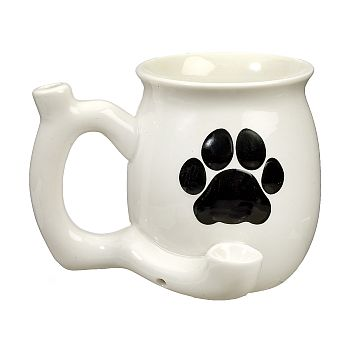 Mug Pipe - Dog Paw
