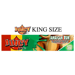 Juicy Jay's King Size - Jamaican Rum