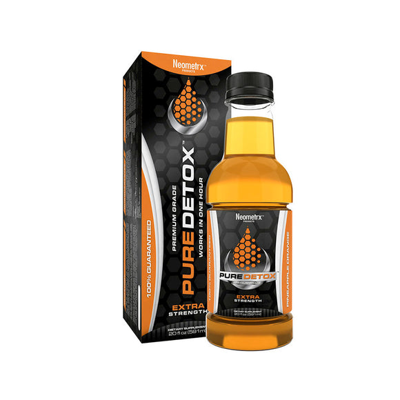 Pure Detox Extra Strength - Pineapple Orange 20oz