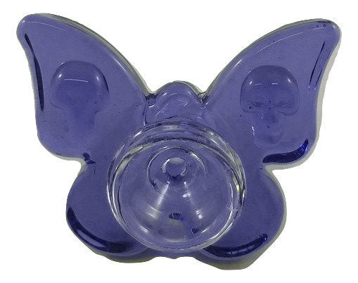 Butterfly Bowl - 18mm - Blue