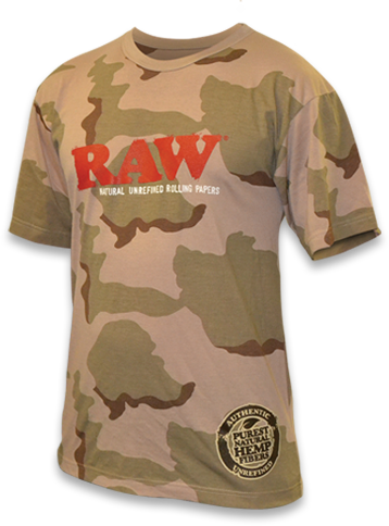 RAW Camo T-Shirt - All Sizes