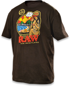 Raw Brazil T-Shirt - All Sizes