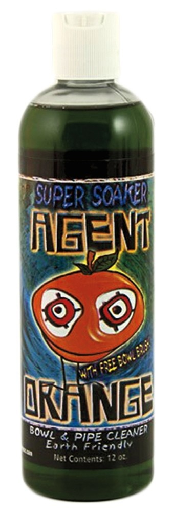 Agent Orange Cleaner (12oz) - Head HQ