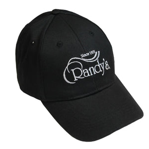 Randy's - Hemp Baseball Cap - Head HQ