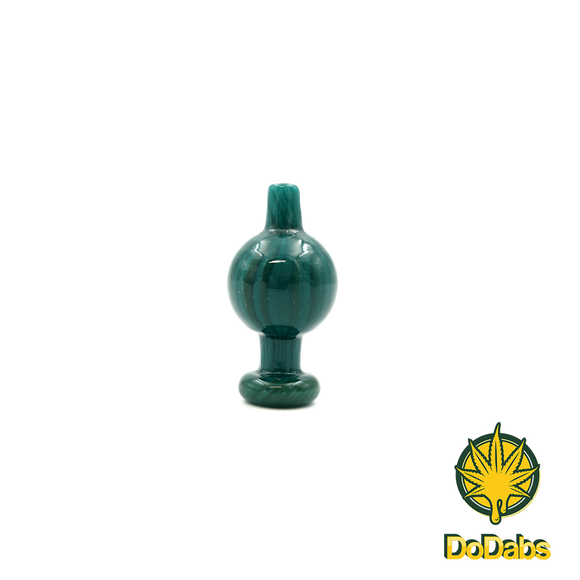 DoDabs - Bubble Carb Cap Wavy - Teal