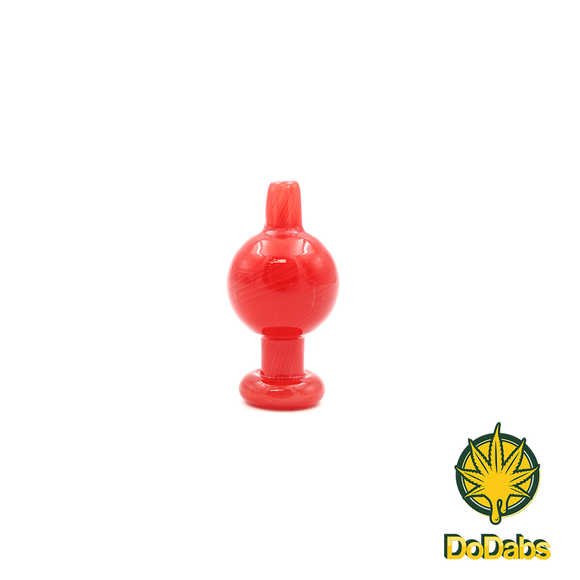 DoDabs - Bubble Carb Cap Wavy - Red