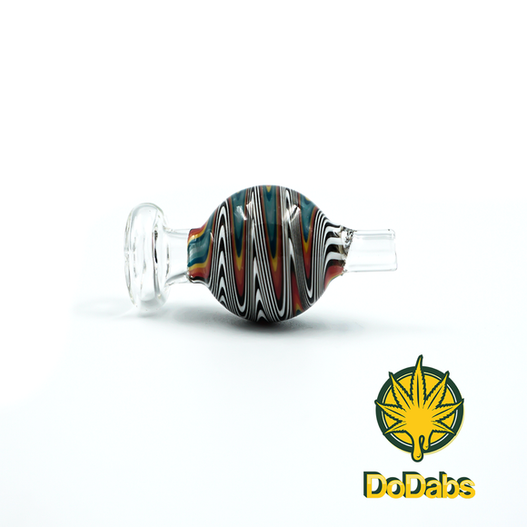 DoDabs - Bubble Carb Cap - Psychadelic