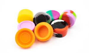 32mm Silicone Container - Head HQ