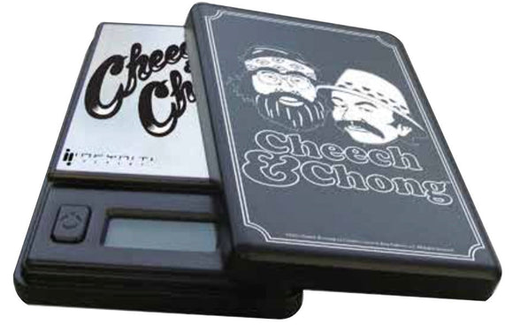 Digital Scale - Cheech & Chong 50g (Two Decimal) - Head HQ