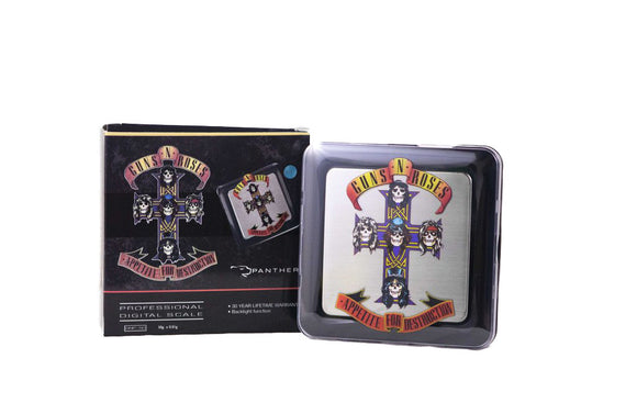 Digital Scale - Guns N Roses Panther 50g (Two Decimal) - Head HQ