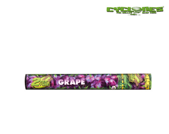 Cyclones - Pre Rolled Hemp Wraps - Grape