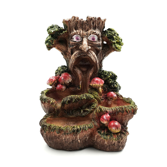 Incense Burner - Backflow Tree Man