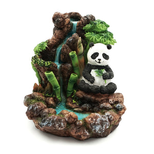 Incense Burner - Backflow Panda