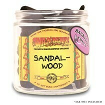 Wild Berry Backflow Cones - Sandalwood (25units)