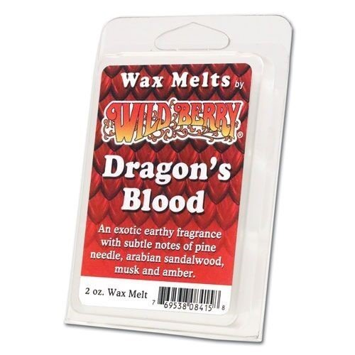 Wildberry Wax Melts - Dragon's Blood