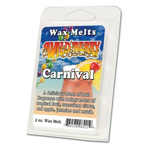 Wildberry Wax Melts - Carnival