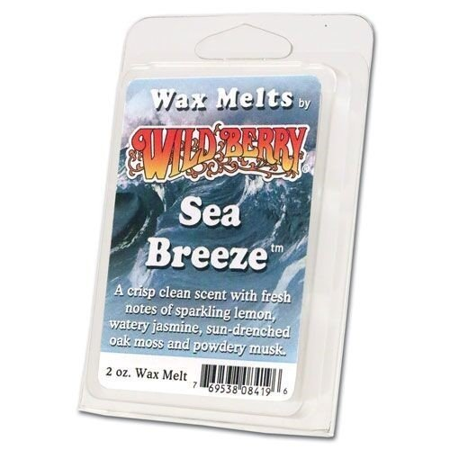 Wildberry Wax Melts - Sea Breeze