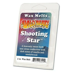 Wildberry Wax Melts - Shooting Star