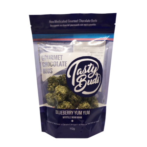 Tasty Buds 1/4 lb - Blueberry Yum Yum - Head HQ