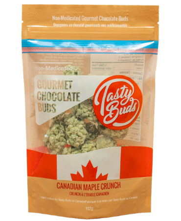 Tasty Buds 1/4 lb - Maple Crunch - Head HQ