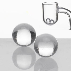 DoDabs - Quartz Bead Spinner Sphere (Terp Pearls) - 6mm (5units)