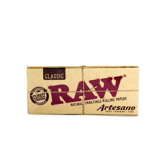 Raw - Artesano King Sized Slim - Head HQ