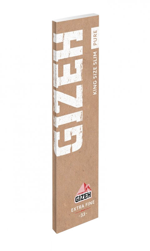 Gizeh - Pure Extra Fine King Size Slim - Head HQ