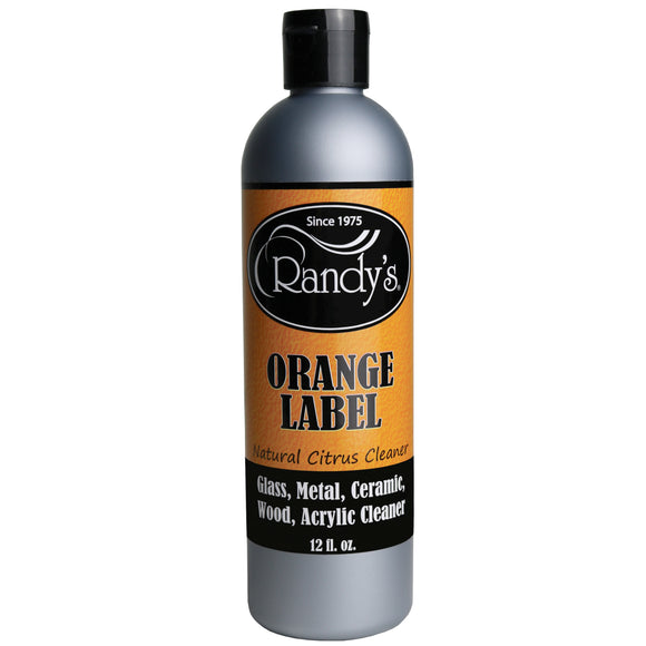 Randy's - Orange Label Cleaner - Head HQ