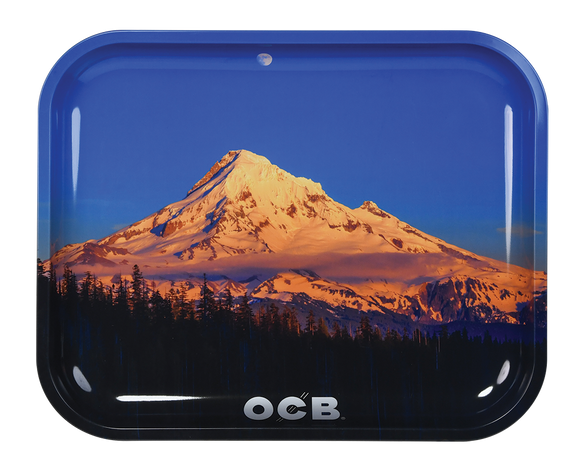 OCB Rolling Tray - Large - Mt Hood