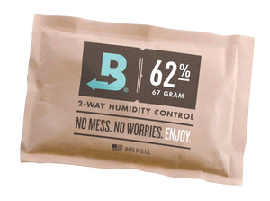 Boveda 62% 2-Way Humidity Pack - 67g