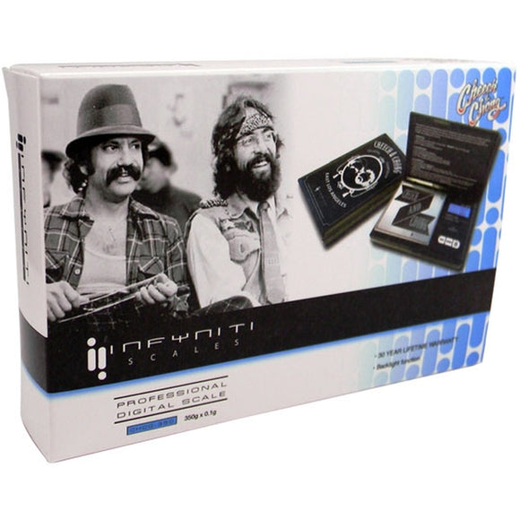 Digital Scale - Cheech & Chong 350g - Head HQ