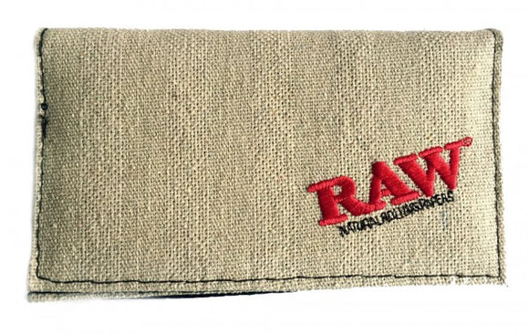 Raw - Canvas Wallet - Head HQ