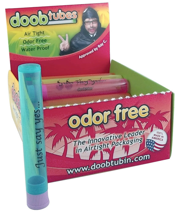 Doob Tubes - Small Funnies
