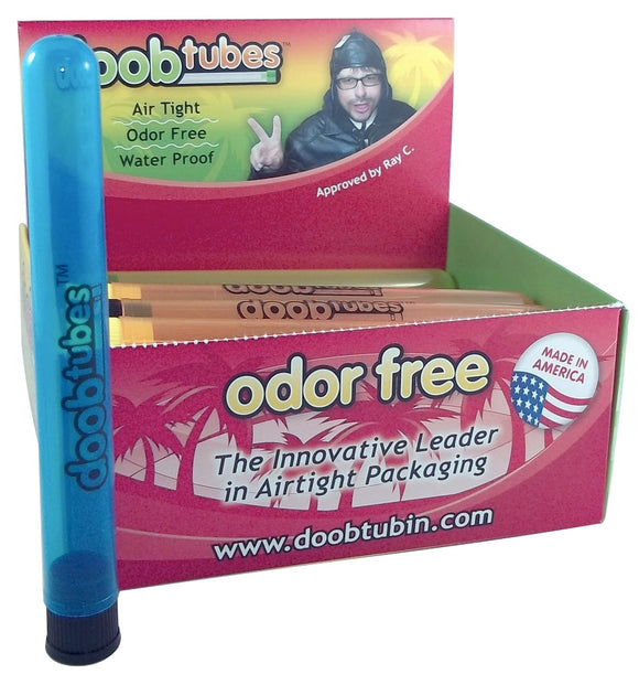 Doob Tubes - Large Assorted Colours w Logo