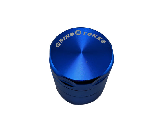 Grind Stone® 4 pcs Grinder - Blue - Head HQ