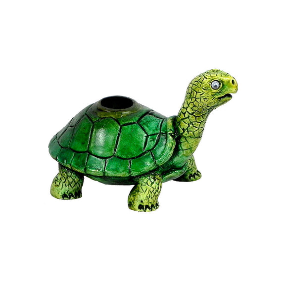 Resin Pipe - Medium - Turtle