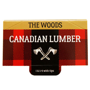Canadian Lumber - 1 1/4 w Tips - Woods