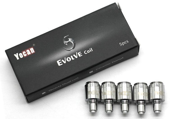 YoCan Evolve Replacement Ceramic Coil - Head HQ