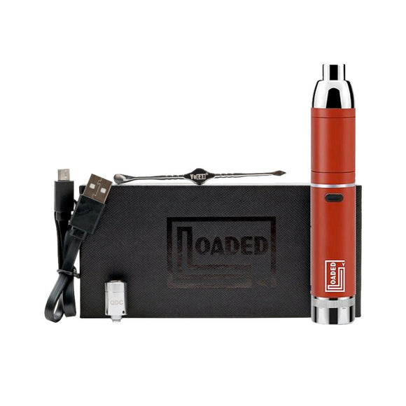 YoCan Loaded Red - Head HQ